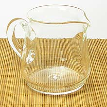 Glass Pitcher II