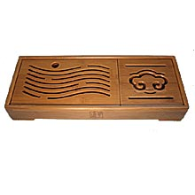 Bamboo Tea Tray I