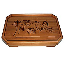 Bamboo Tea Tray II
