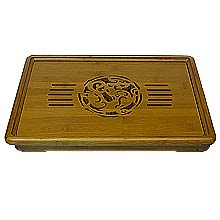 Bamboo Tea Tray IV